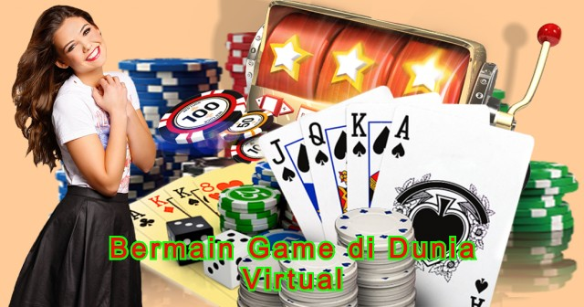 Bermain Game di Dunia Virtual